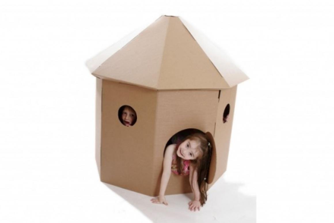 Paperpod Playhouse