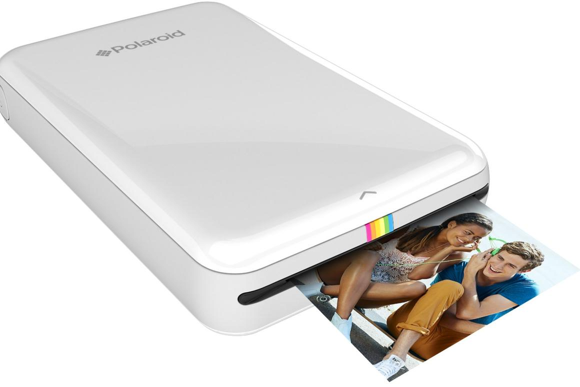 Gizmag reviews Polaroid's modern take on instant printing, the Zip portable printer