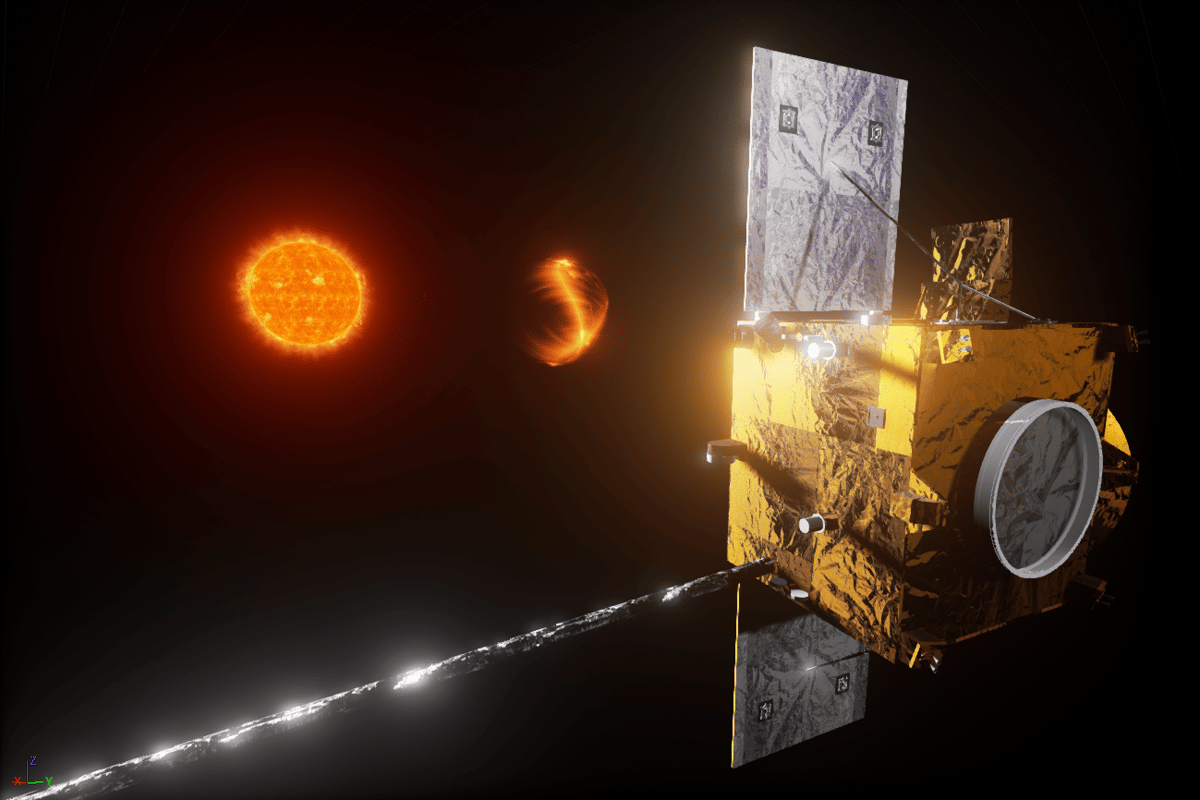 A UK consortium has proposed a satellite system that can provide as much as five days warning of potentially devastating solar storms