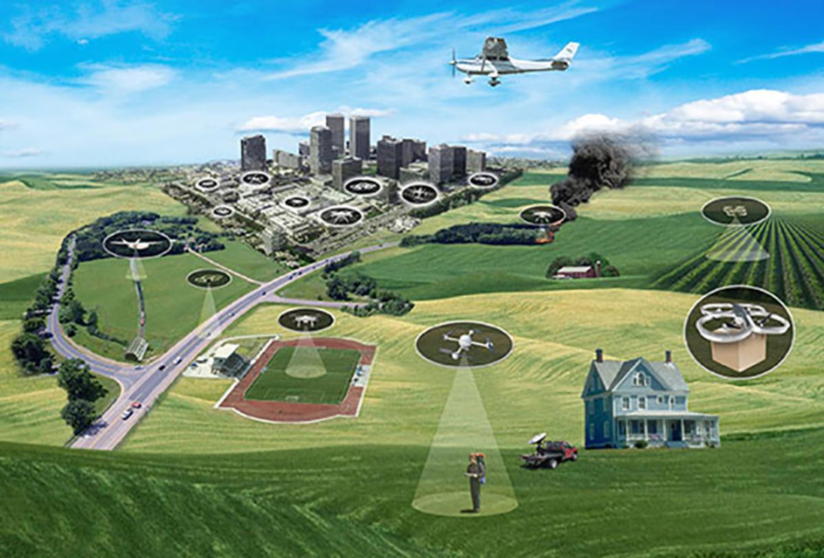 NASA has been chipping away at its Unmanned Aircraft System (UAS) Traffic Management (UTM) for some time and is now putting the system to the test