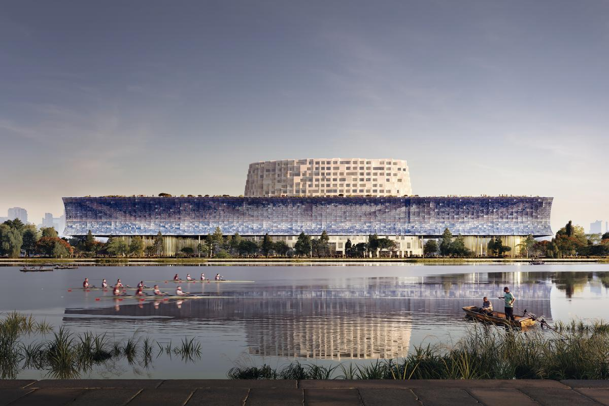 The Grand Canal Museum Complex is expected to be completed by late 2023