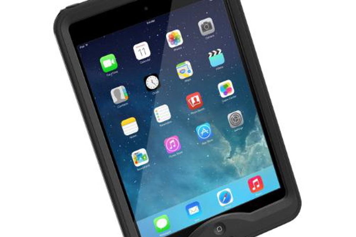 The LifeProof nüüd for iPad mini
