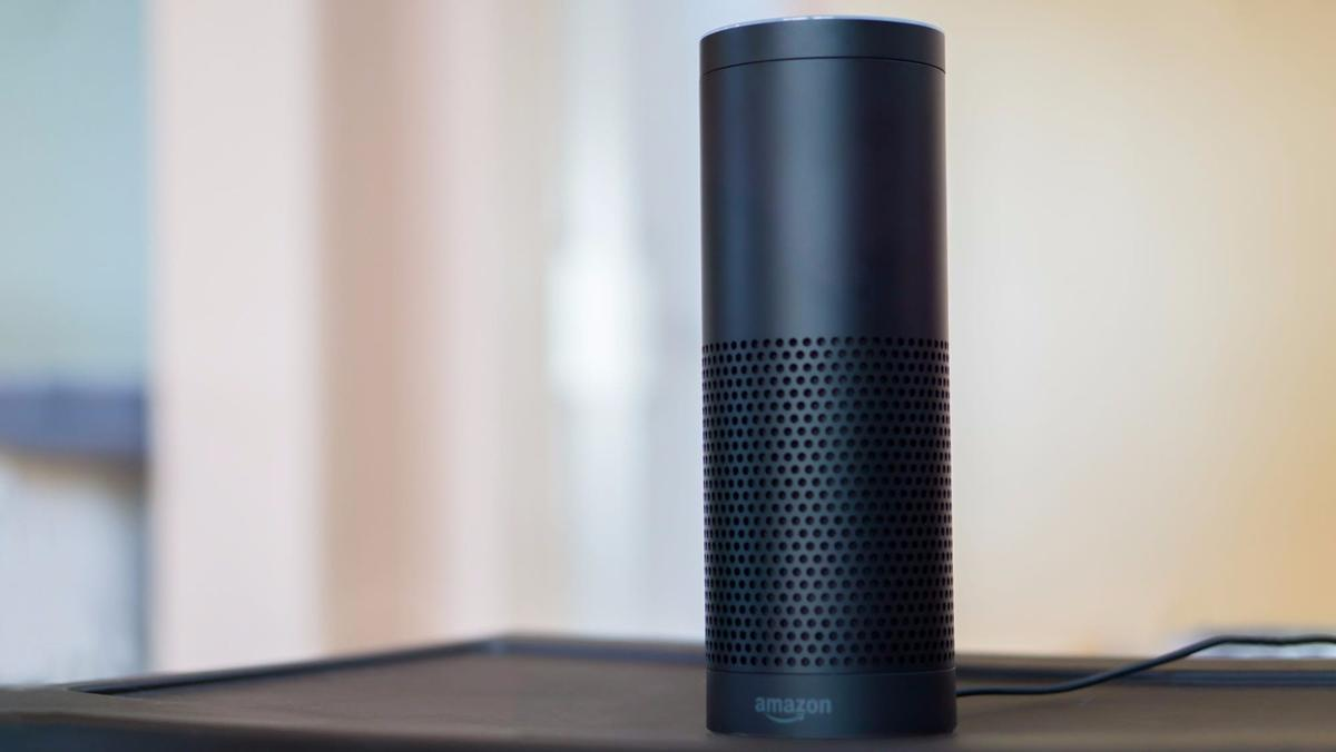Amazon's Echo will now be able to talk to, and receive commands from, Microsoft's Cortana virtual assistant