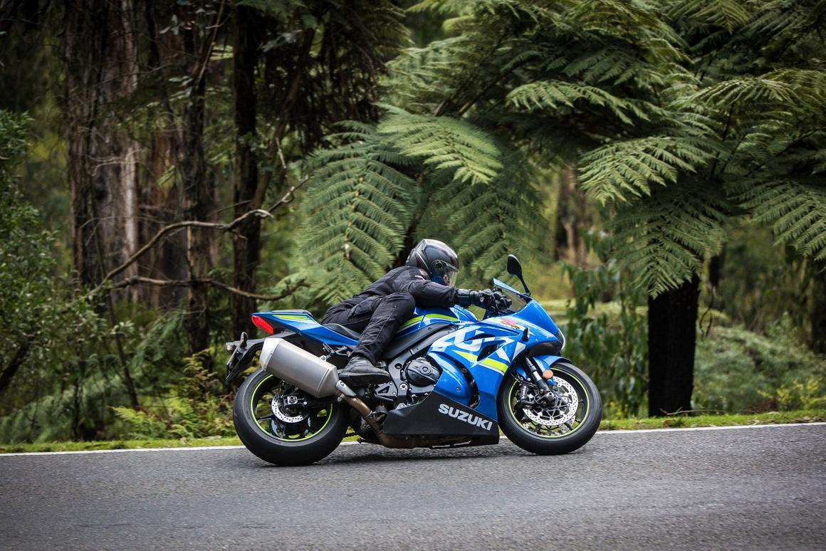 2017 Suzuki GSX-R1000 review: The Big Gixxer is back with a