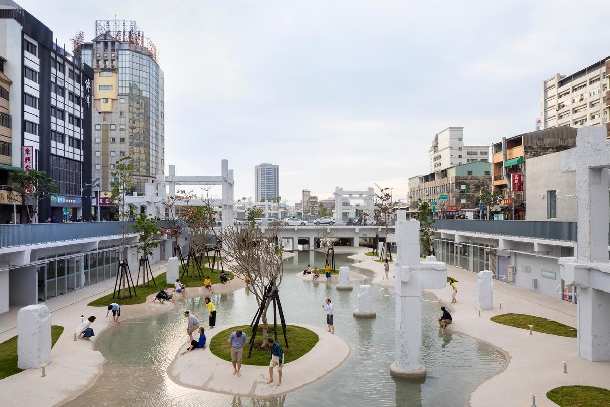 Tainan Spring was first unveiled back in 2015