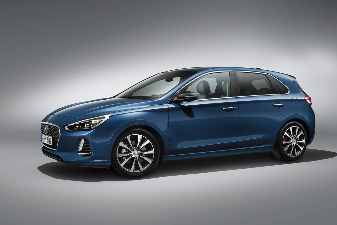 The Hyundai i30 promises to take the brand even closer to the best European cars