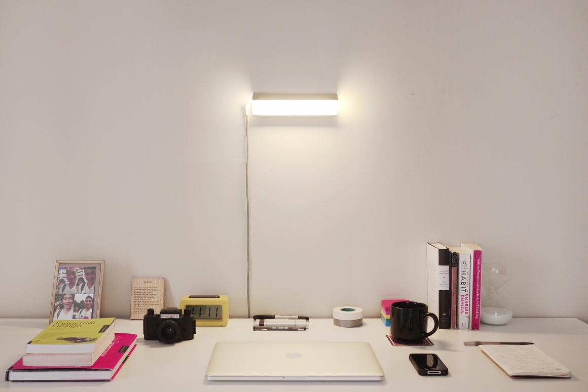 """The Tack is a """"multifunctional home lighting system designed for simplicity, adaptability and modernity"""""""