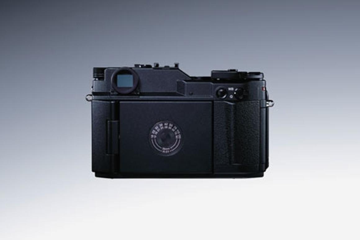 Epson R D1 The World S First Rangefinder Digital Camera