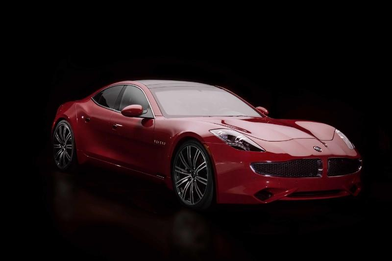 The Karma Revero looks almost identical to the Fisker Karma