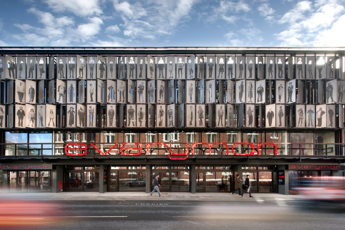 Liverpool's Everyman Theatre, by Haworth Tompkins was the surprise Stirling Prize winner at this year's RIBA Awards (Photo: Philip Vile)