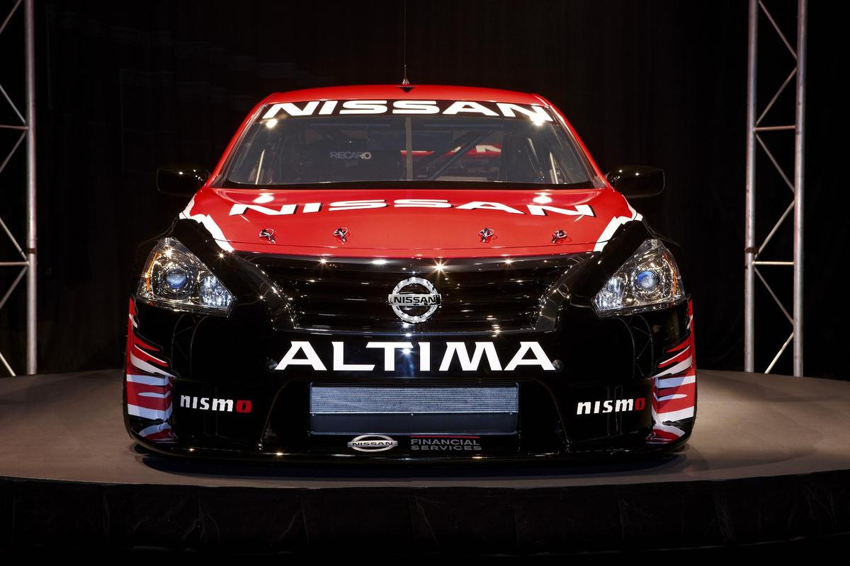 Nissan held an event in Melbourne for the new Altima V8