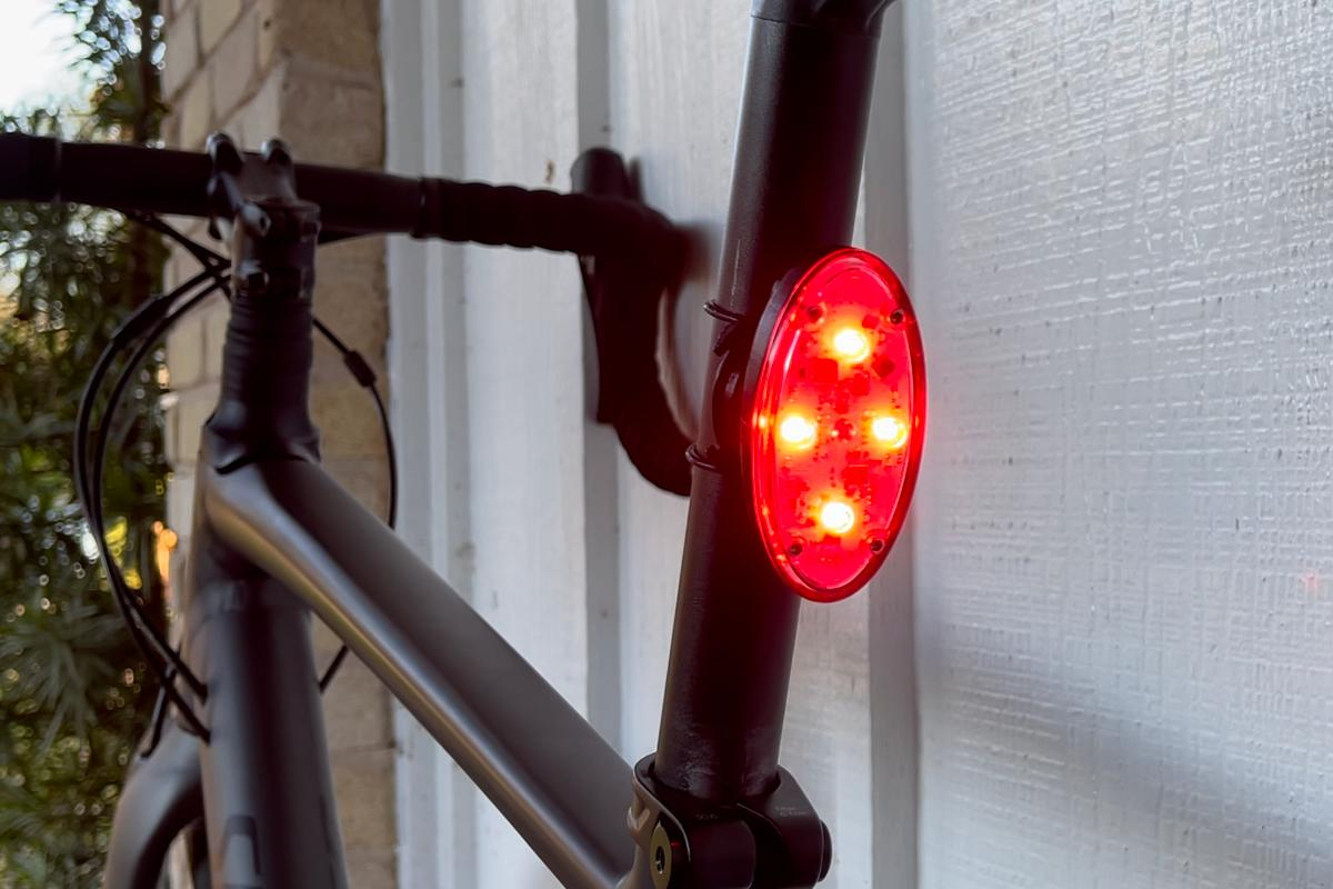 The Otto light is presently on Kickstarter