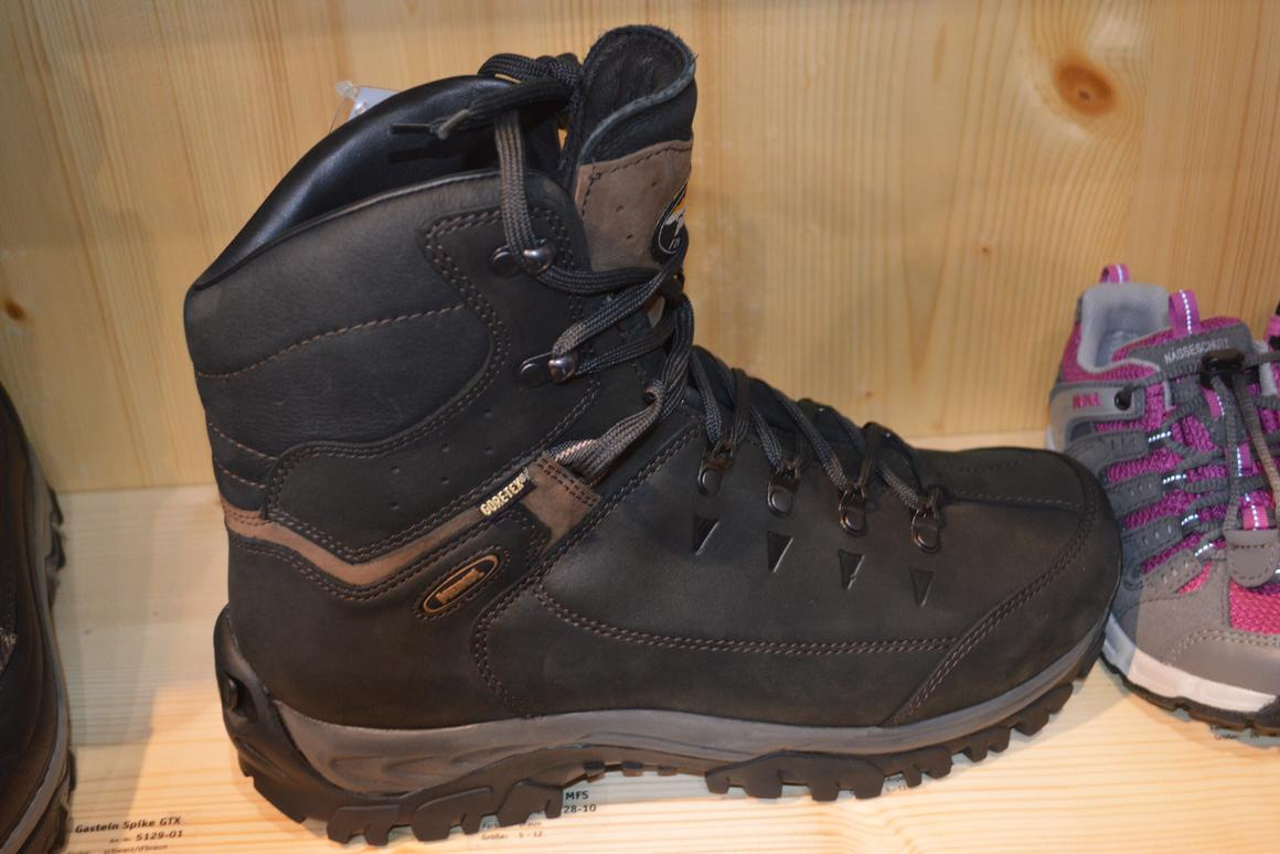 The Gastein Spike GTX is one of the boots equipped with the new system