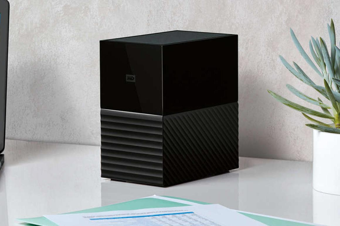 The latest addition to WD's My Book Duo line packs a capacity of 20 TB