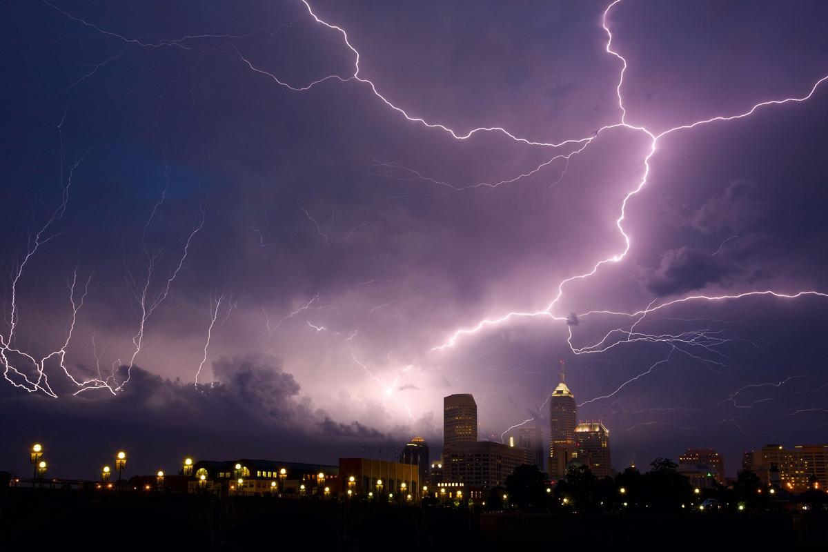 Japanese researchers have found that lightning creates antimatter in the atmosphere