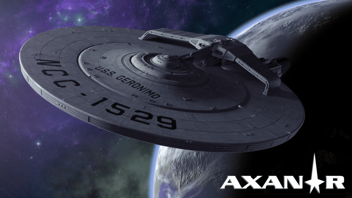 The previously planned Axanar feature film will now become two fifteen-minute shorts to be distributed for free on YouTube