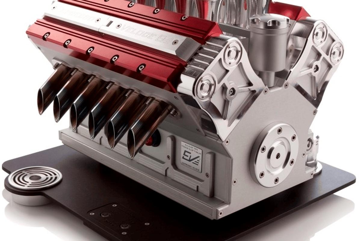 The Espresso Veloce Machine comes in V10 and V12 configurations (Photo: Espresso Veloce)