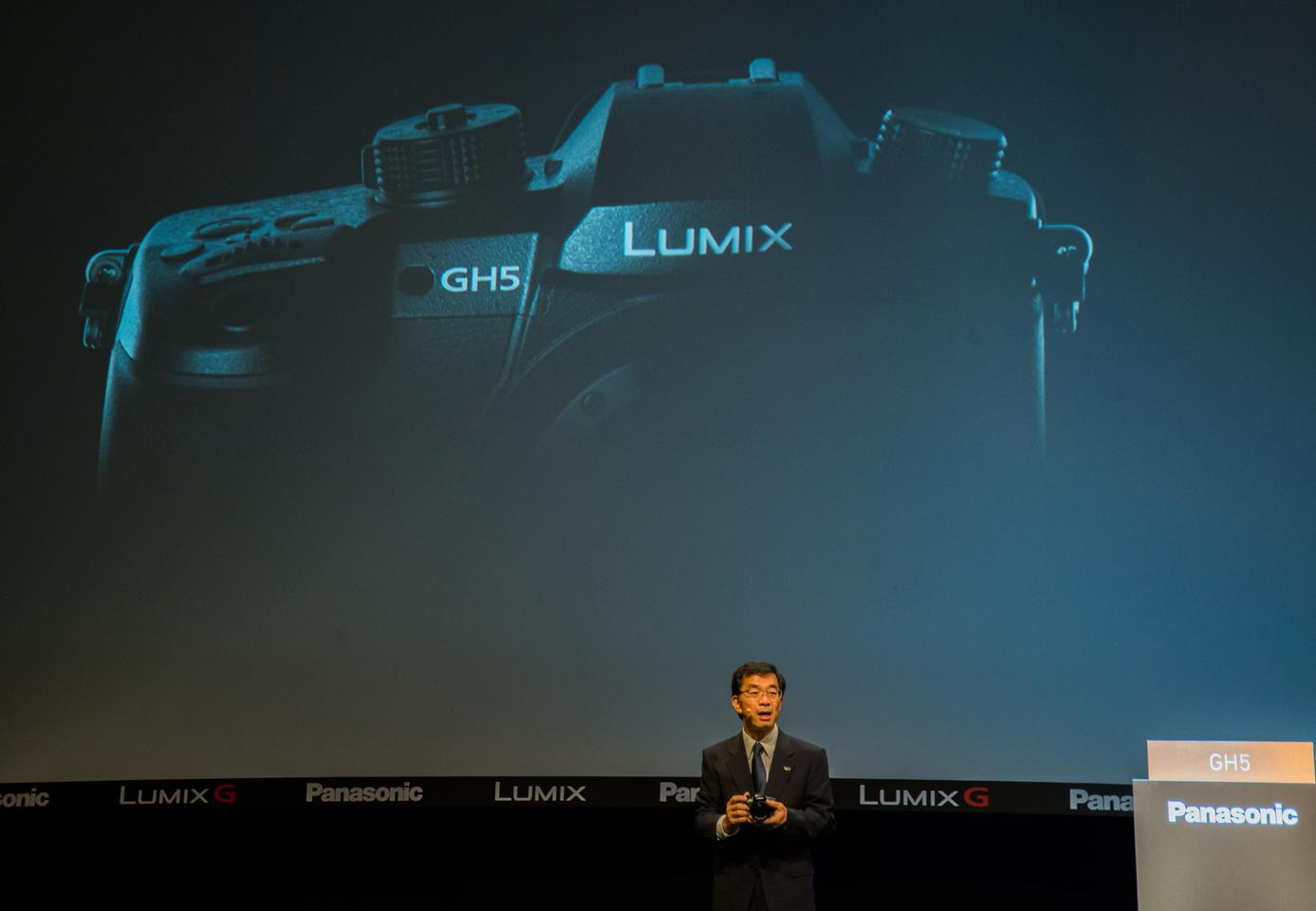 The eve of Photokina kicked off with Panasonic announcing that the GH5 is in development, and due to launch in 2017