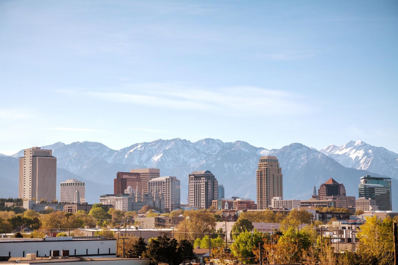 Utah's high-elevation capital,Salt Lake City