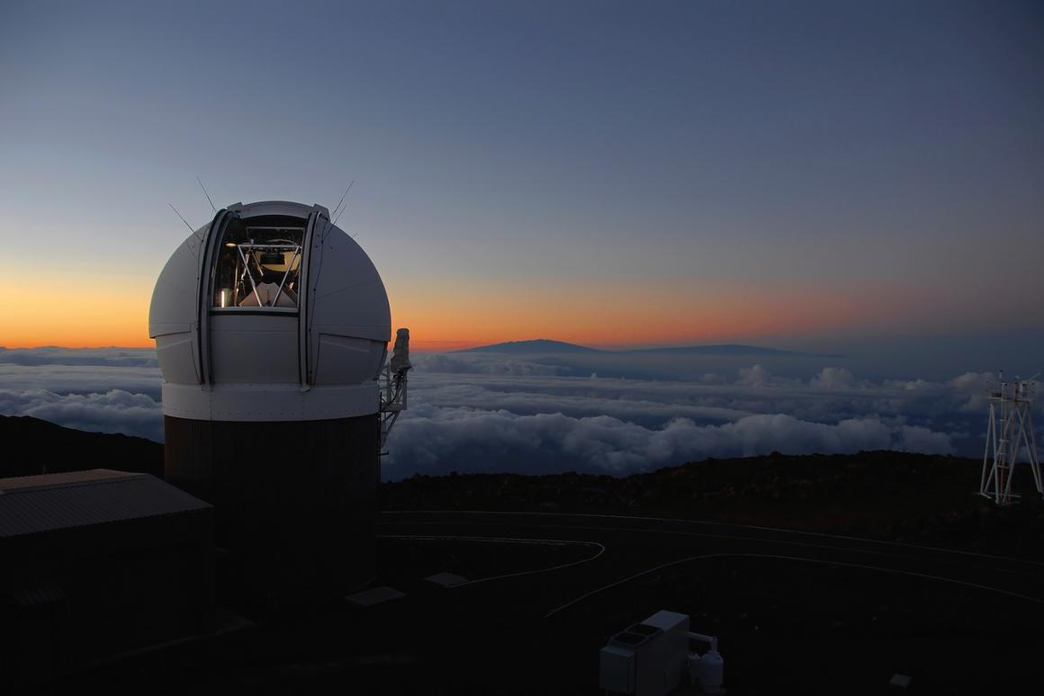 Astronomers have publicly released a treasure trove of data gathered over four years by the Pan-STARRS1 telescope in Hawaii
