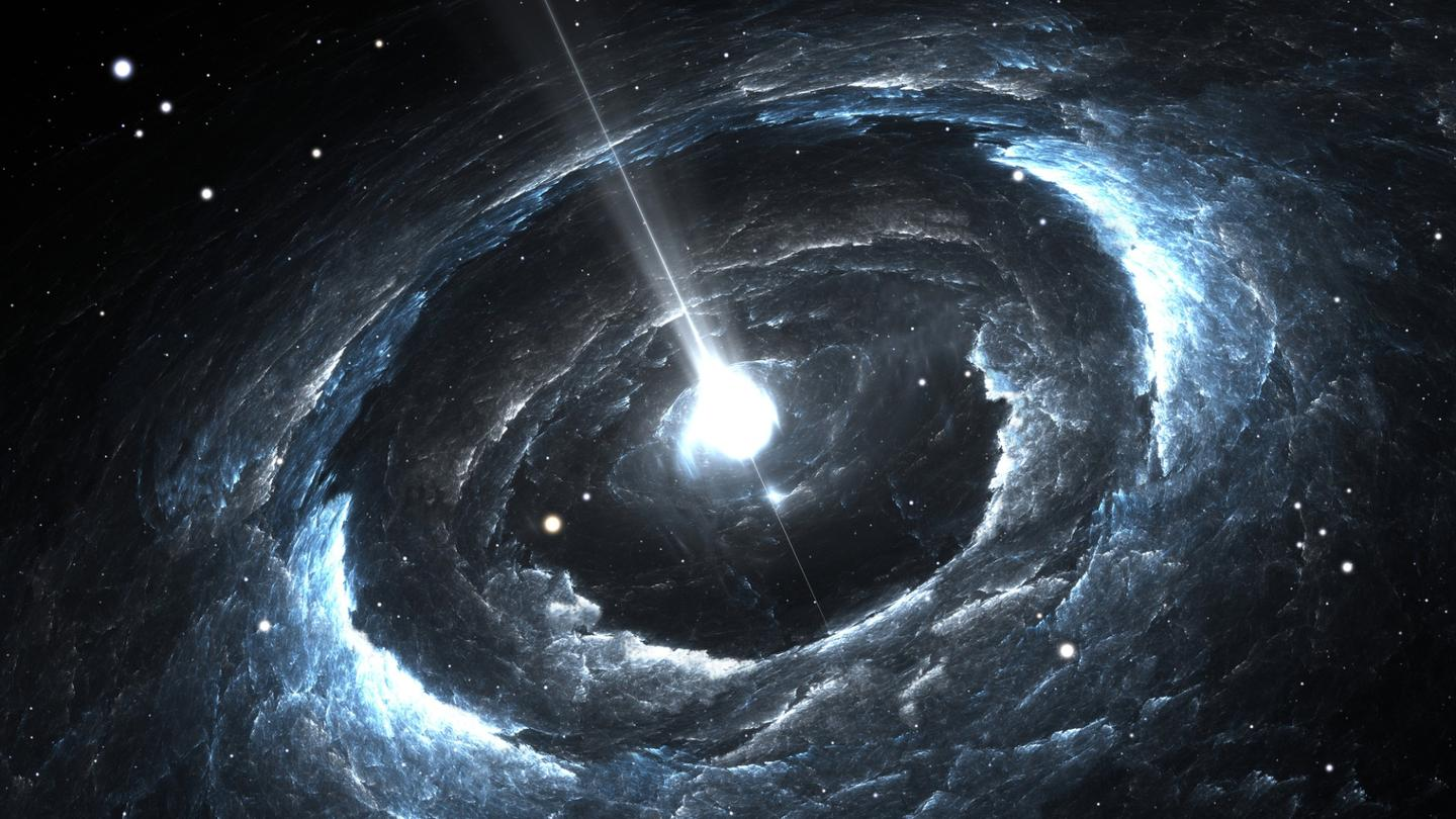 "Neutron stars are a leading candidate for what's behind Fast Radio Bursts, and now an international team of astronomers has found a new ""twist"" to the story"