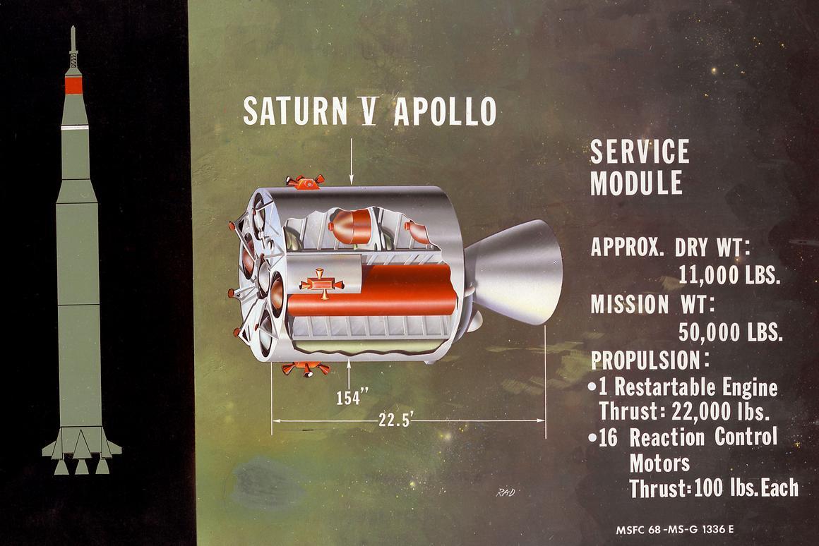 Where no man had gone before: The 45th anniversary of Apollo 8