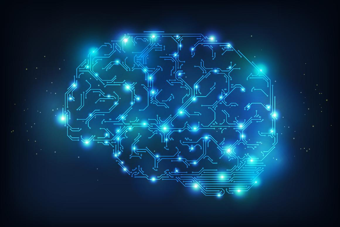 Using memristors, scientists could be getting closer to developing bionic brains Shutterstock)