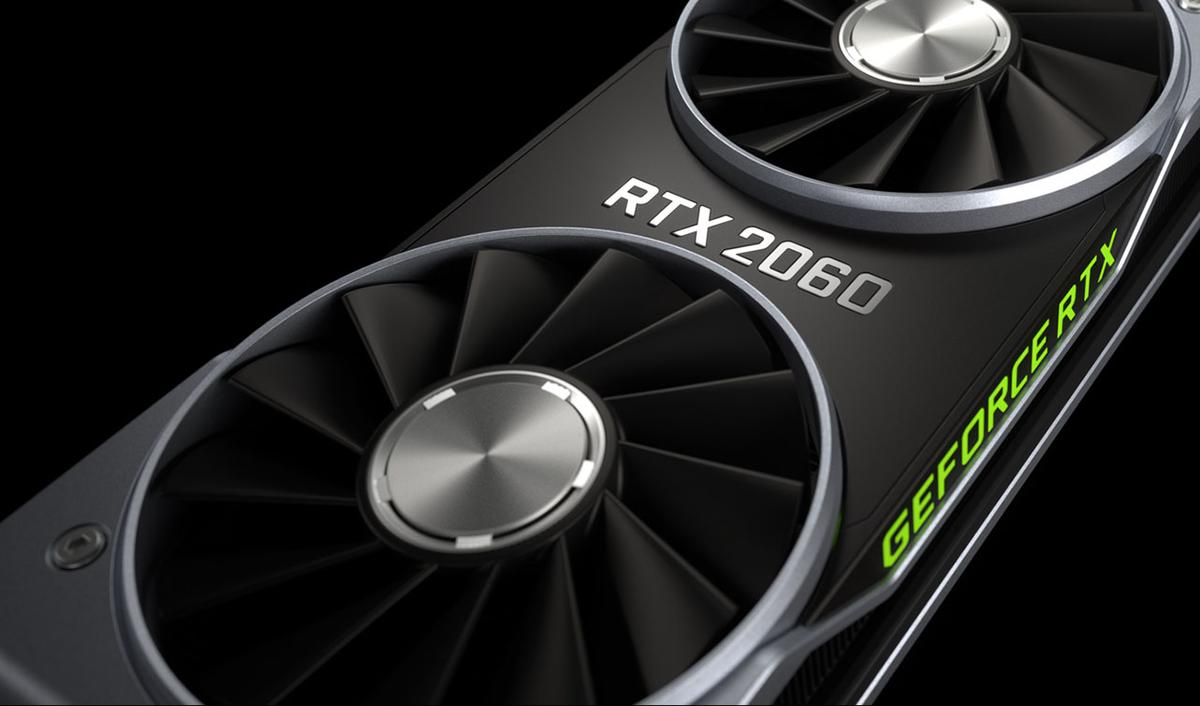 Nvidia has unveiled the RTX 2060, an entry-level GPU that rounds out its recently-released RTX 20 series