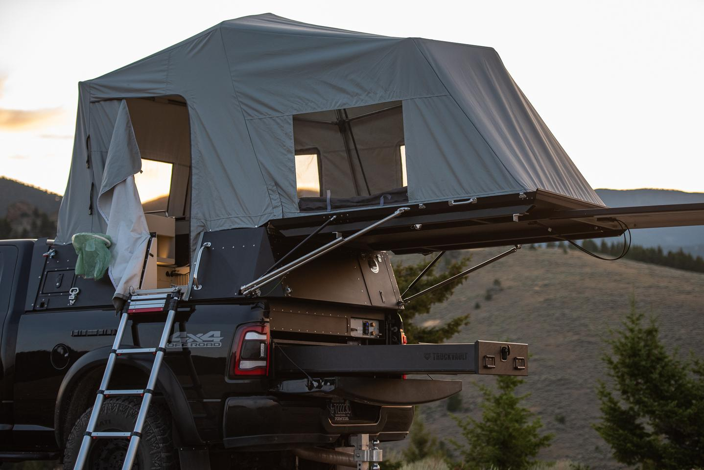Skinny Guy introduced its camper at the recent Overland Expo Mountain West show in Colorado