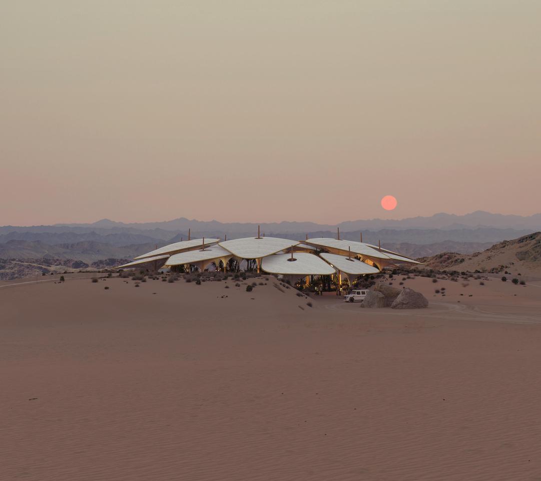 Southern Dunes는 가볍고 현장에 쉽게 설치할 수 있도록 설계되었습니다.