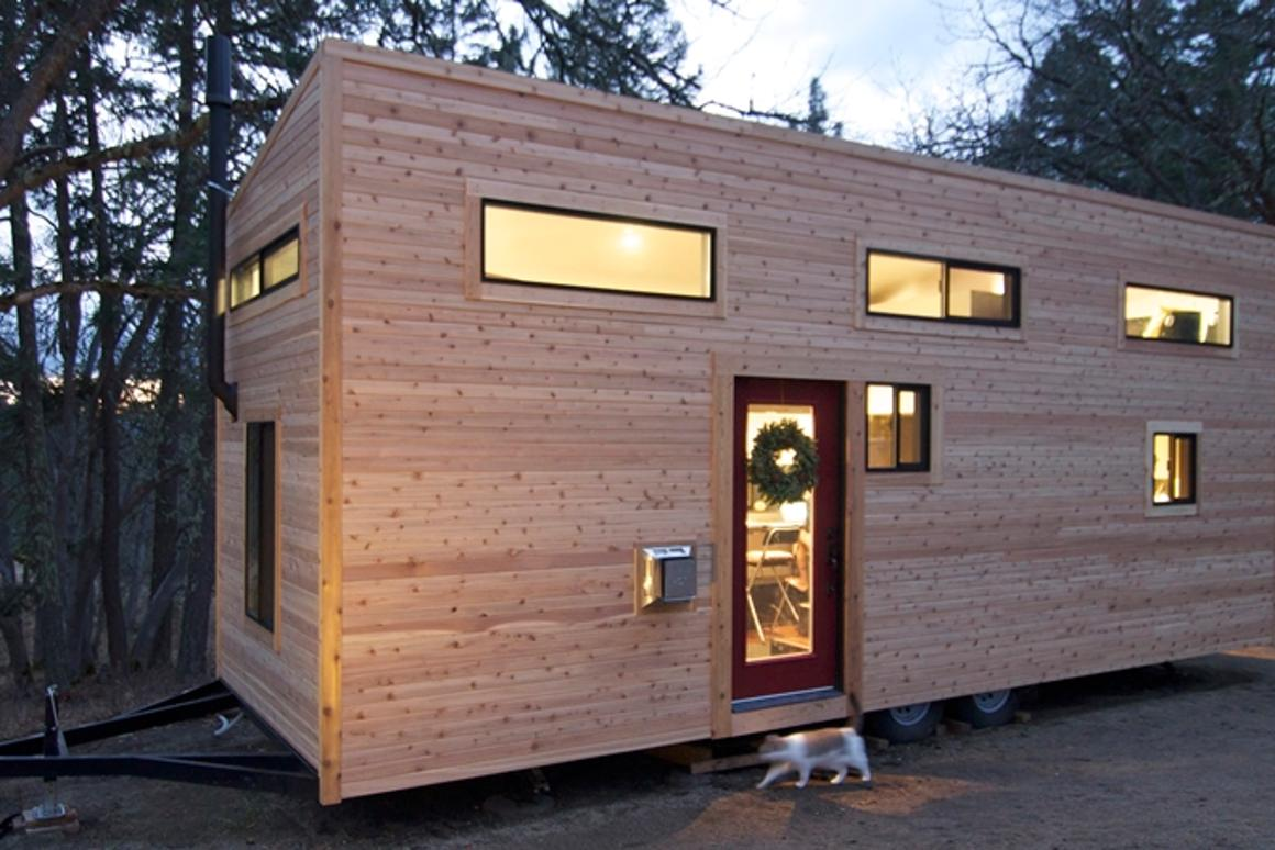 Couple Builds Tiny House For Us 33k Releases Plans
