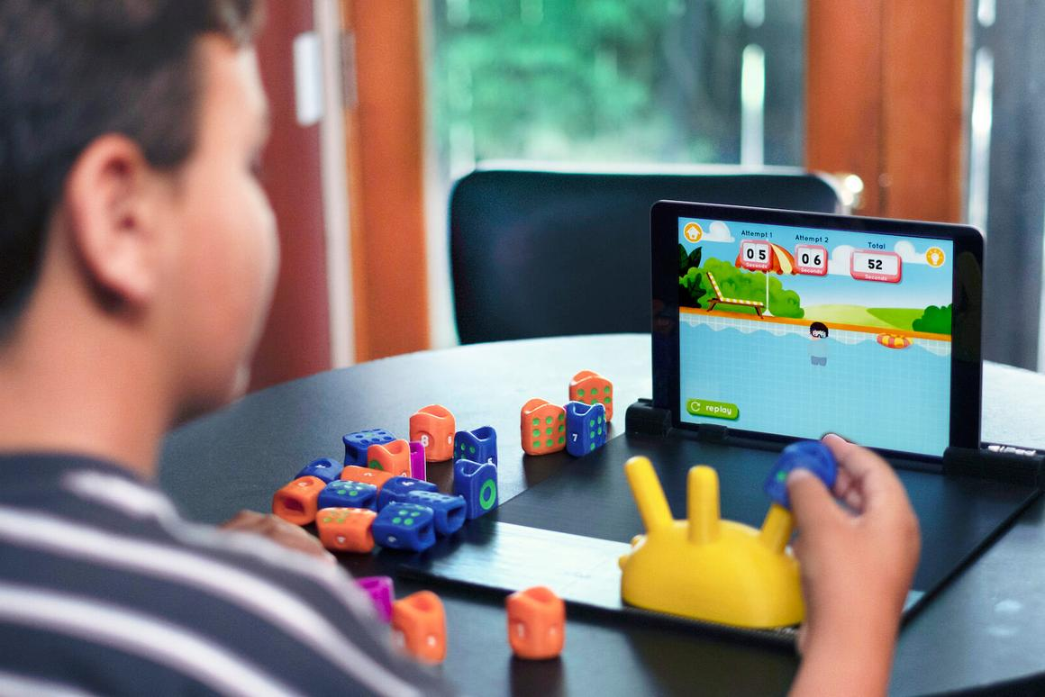 PlayShifu has unveiled Plugo, a gaming platform that uses tactile toys to control educational games on a tablet