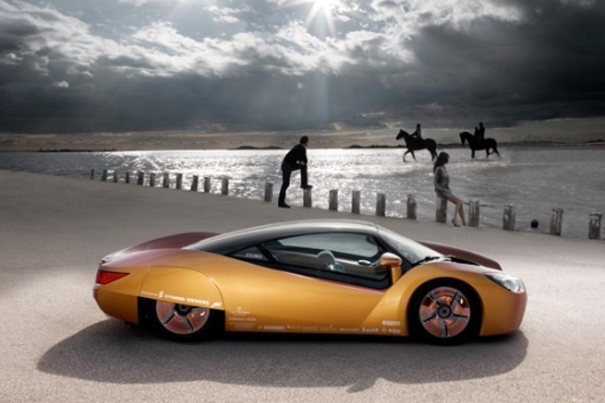 Rinspeed iChange Concept Car