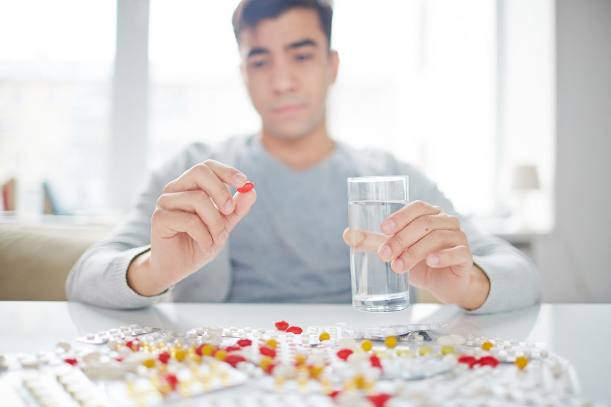 A long-term association between antidepressant use and weight gain has been identified, but no causal connection has been proven