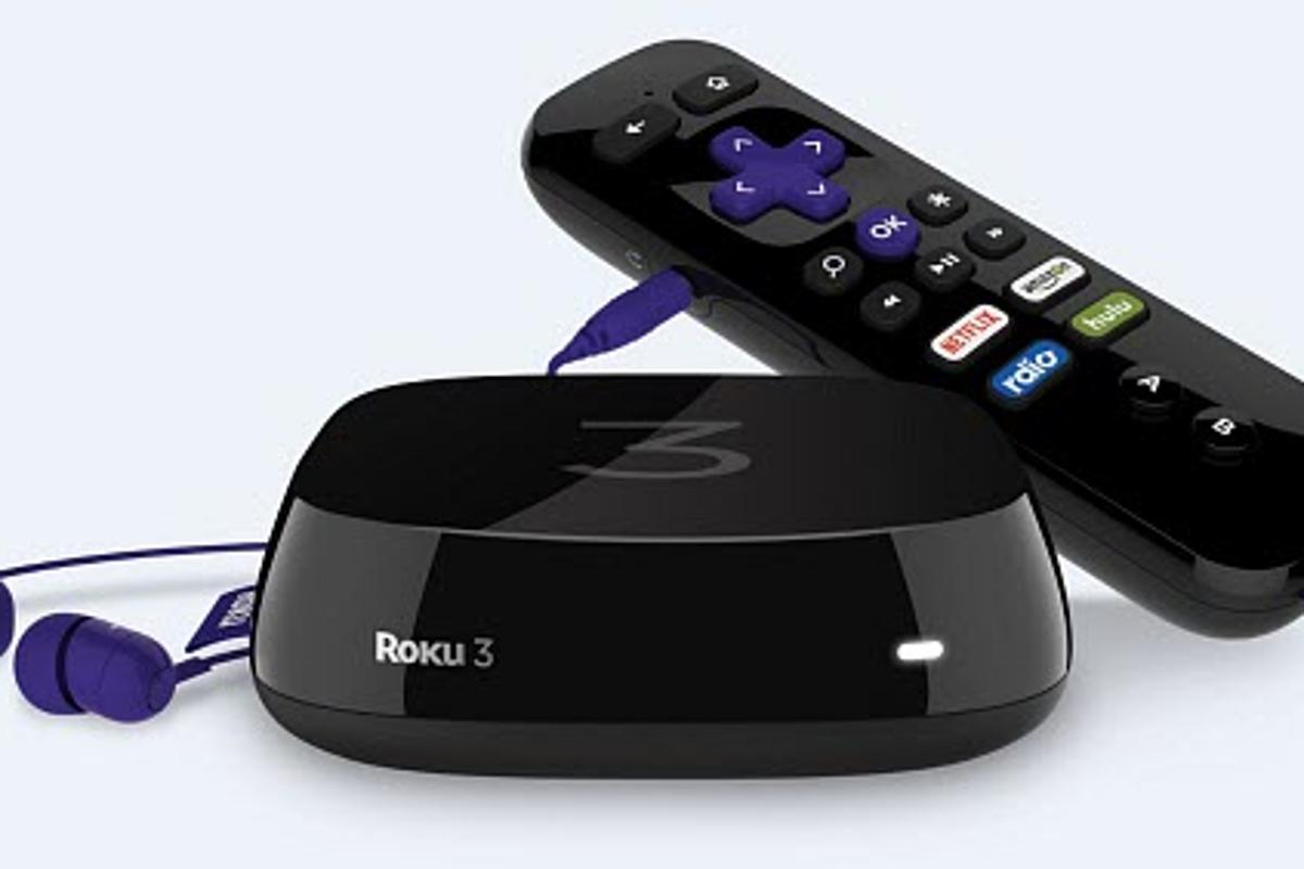 The Roku 3 has been revamped for 2015 with voice search and new features
