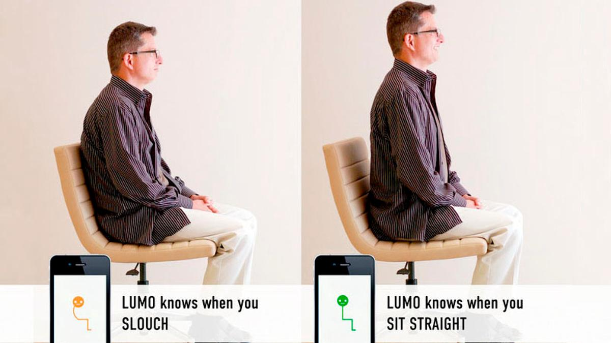 Lumoback can help you to improve your posture