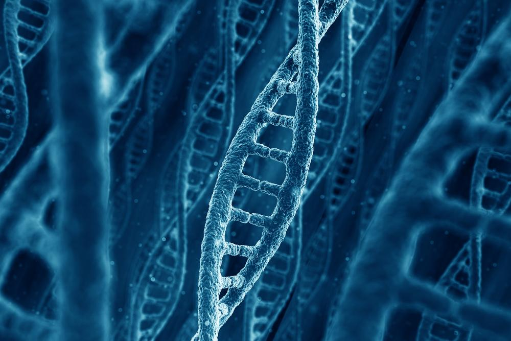 A professor of genetics has broken a record by storing 70 billion copies of his book using DNA (Image: Shutterstock)