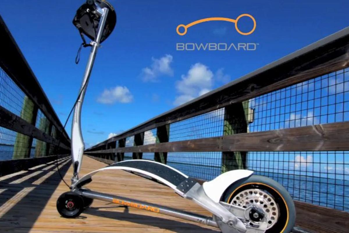 The Bowboard scooter