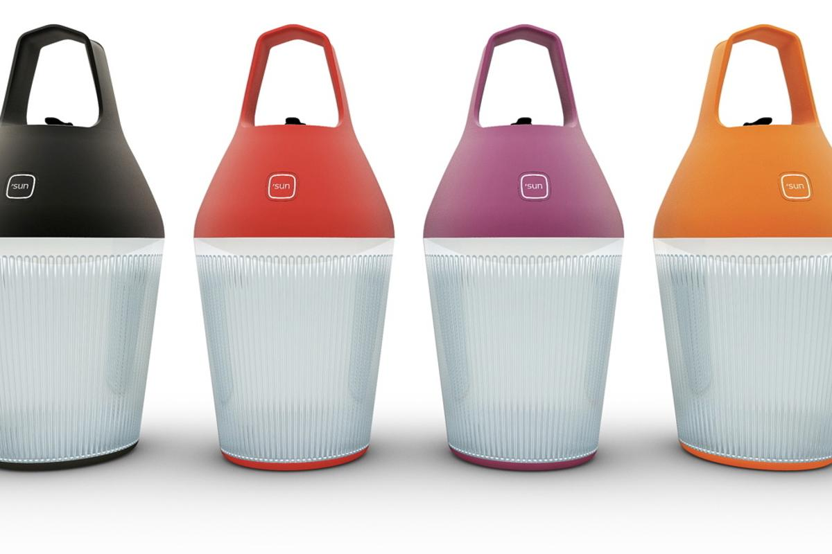 The Nomad solar lamp has been created primarily to meet the needs of families in developing countries