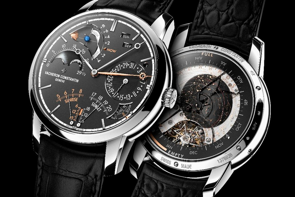 Les Cabinotiers Celestia Astronomical Grand Complication 3600 is a one-of-a-kind piece worth US$1 million