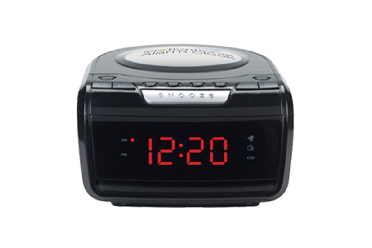 The My Wake Up Call alarm clock wakes users up using motivational messages