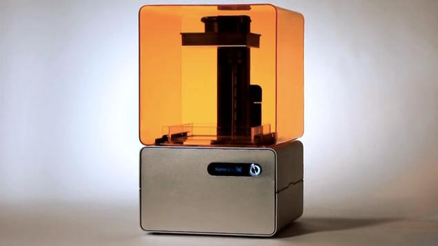 Formlabs' Form 1 is at the center of the dispute