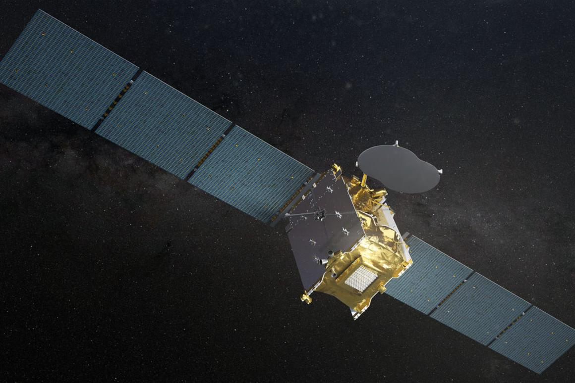 Eutelsat Quantum is a pioneering mission that will influence how telecom satellites are procured and manufactured in Europe