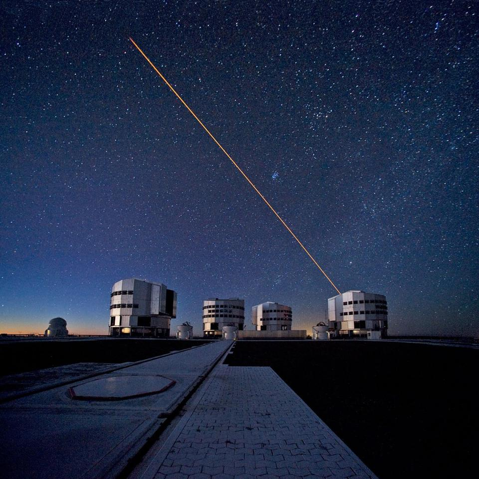 The Very Large Telescope in Chile is in line for an upgrade