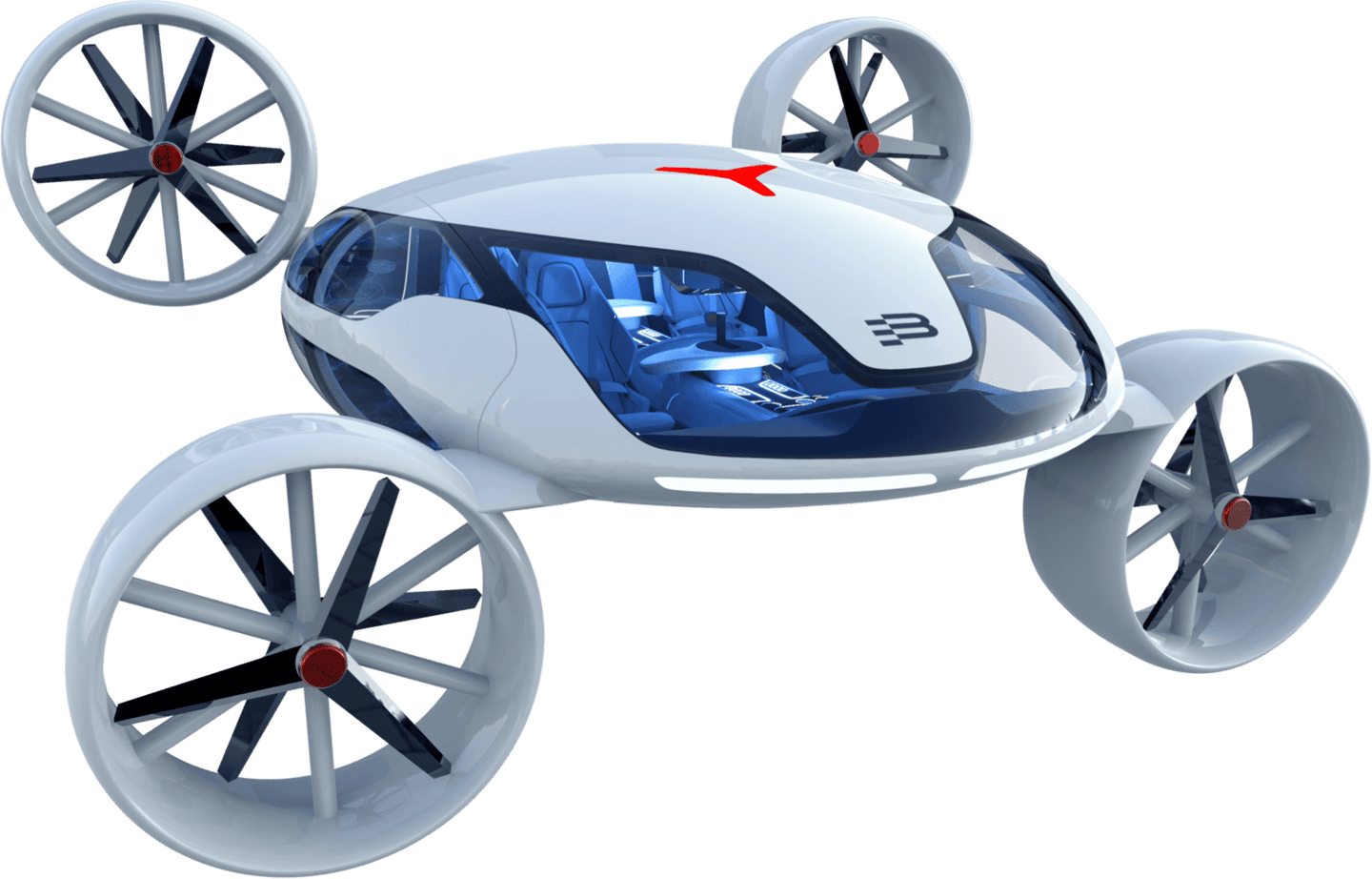 The eVTOL market is threatening to begin commercial flights around 2025, but it's becoming very doubtful that lithium battery technology will have the required energy density by that stage. Hydrogen offers a compelling alternative
