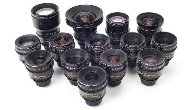 ZEISS Ultra Prime set