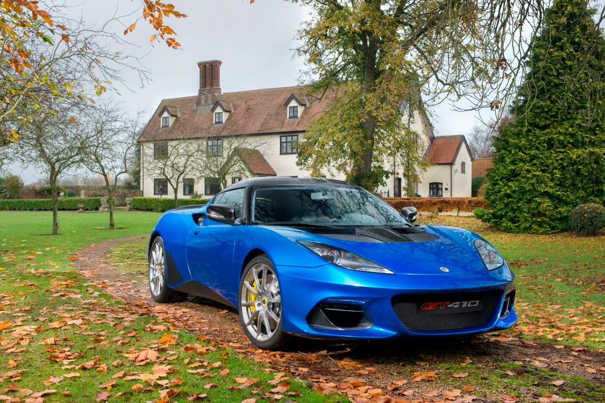 The Lotus Evora GT410 Sport will become available globally, starting in Europe now and in the United States and China in the third quarter of 2018