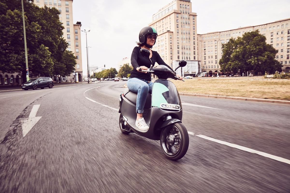 Under the umbrella of Bosch, Coup attempts to inject a little more ease into urban transport with an electric scooter sharing plan