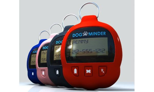 The Dog-e-Minder lets you know the last time your pet had a meal, some exercise and its medication. It also doubles as an ID tag
