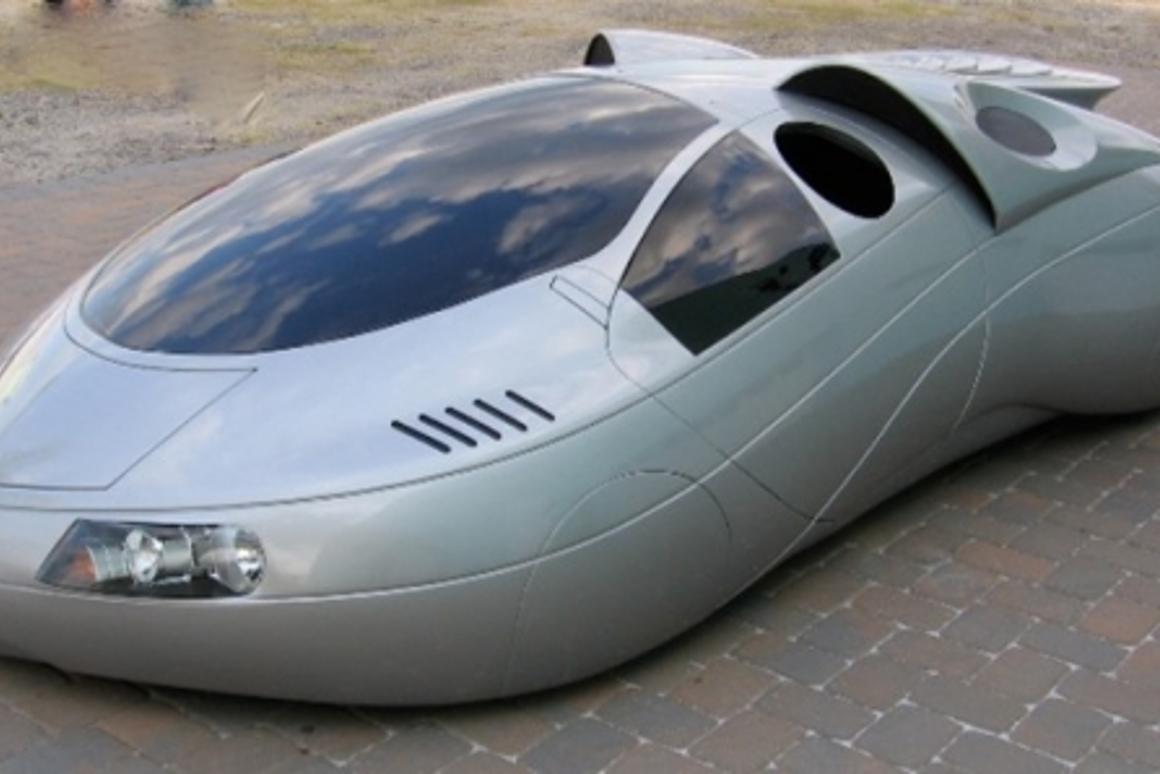 The Extra Terrestrial Vehicle (ETV)